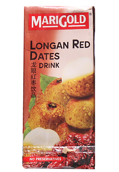 Marigold Longan Red Dates Drink