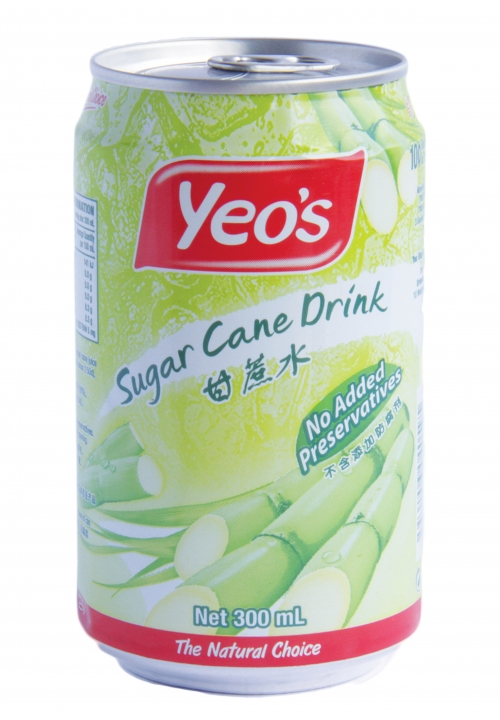 Yeo's Sugar Cane Drink