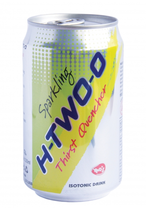 H-TWO-O Sparkling Isotonic Drink