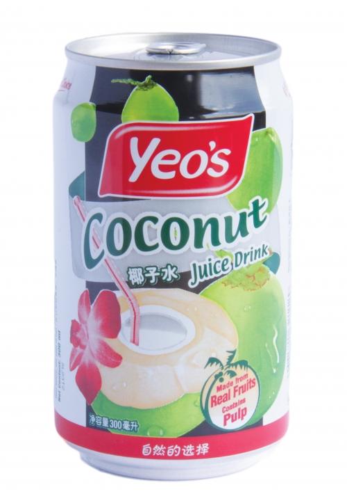 Yeo's Coconut Juice Drink