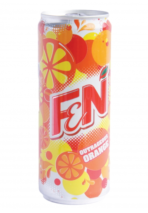 F&N Outrageous Orange