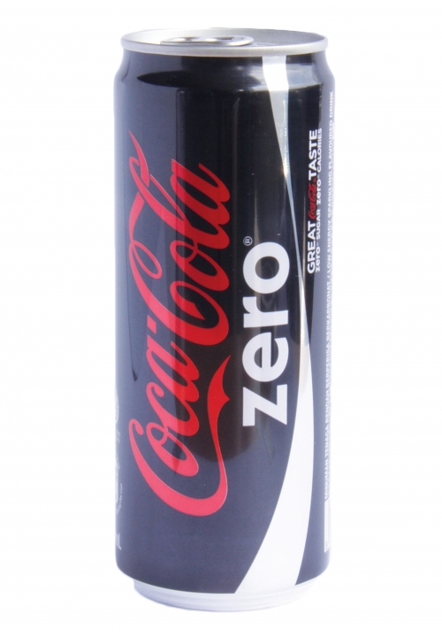 Coca-Cola Zero Slim Can