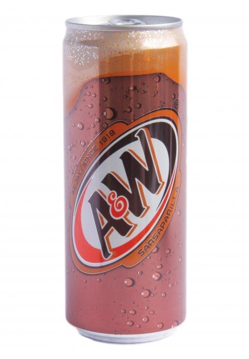 A&W Sarsaparilla Root Beer