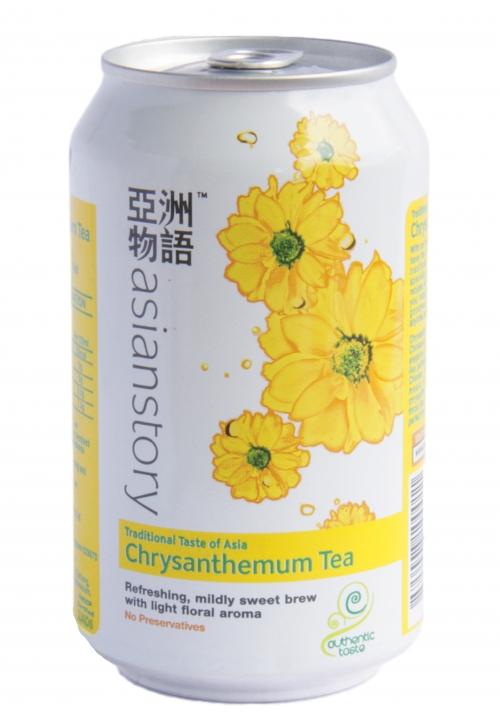 Asian Story Chrysanthemum Tea