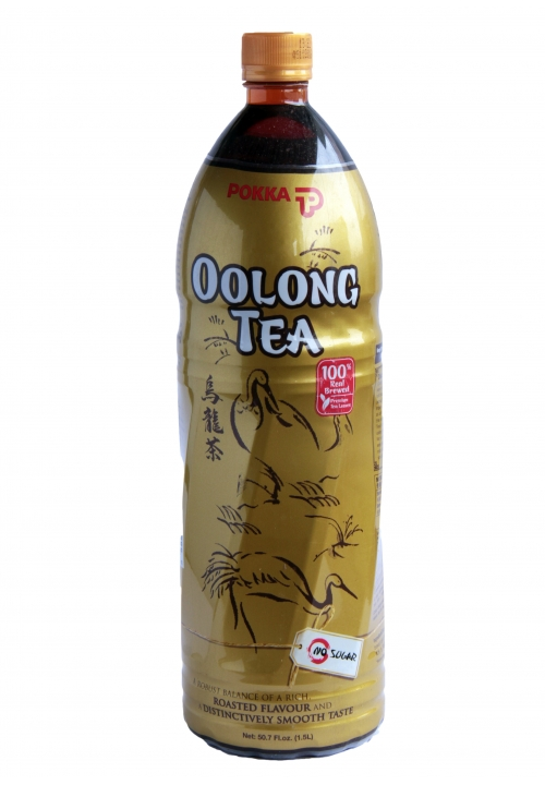Pokka No Sugar Oolong Tea