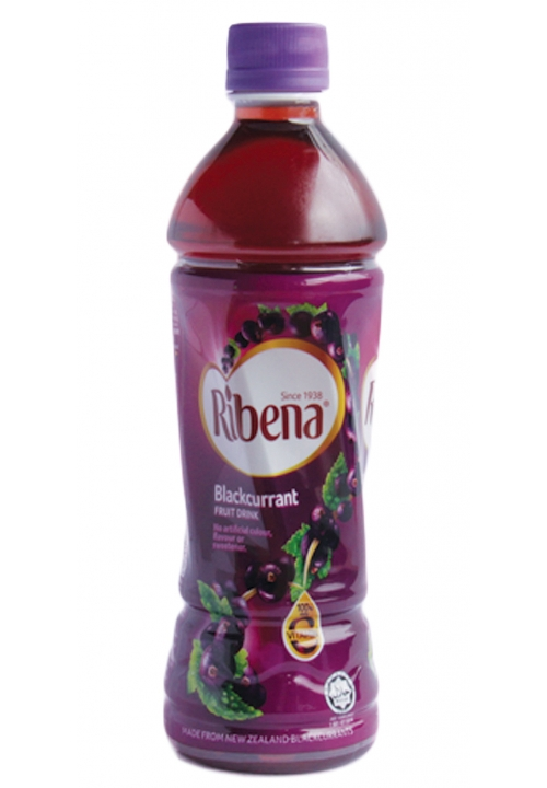 Ribena Blackcurrent Fruit Drink