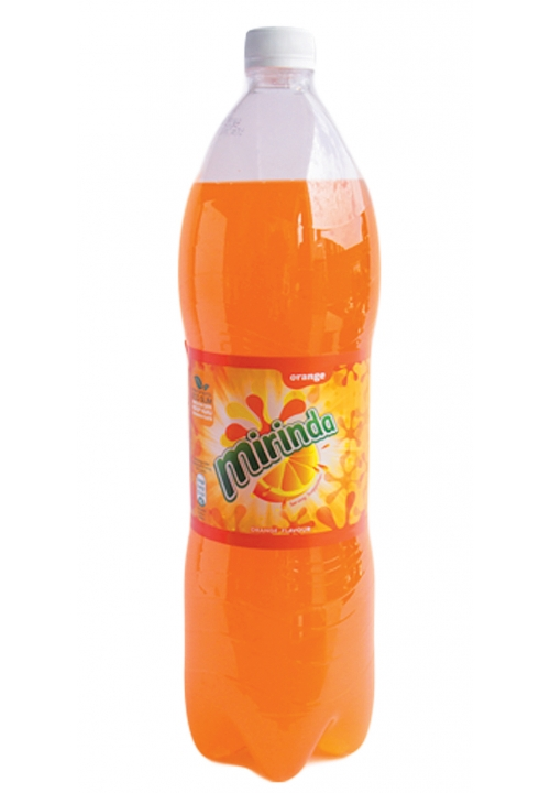 Yeo's Mirinda Orange Drink