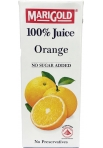 Marigold 100% Juice Orange Packet