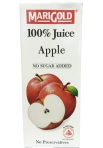 Marigold 100% Juice Apple Packet
