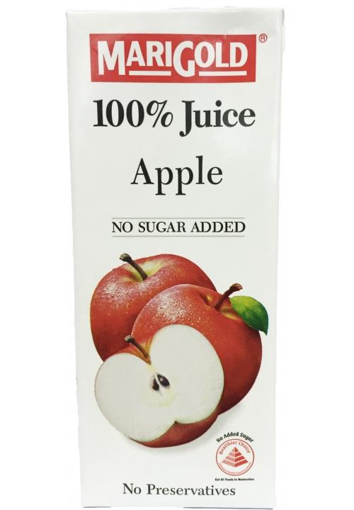 Marigold 100% Juice Apple Packet
