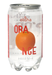Elisha Orange Flavoured Aerated Drink