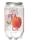 Elisha Peach Flavoured Aerated Drink