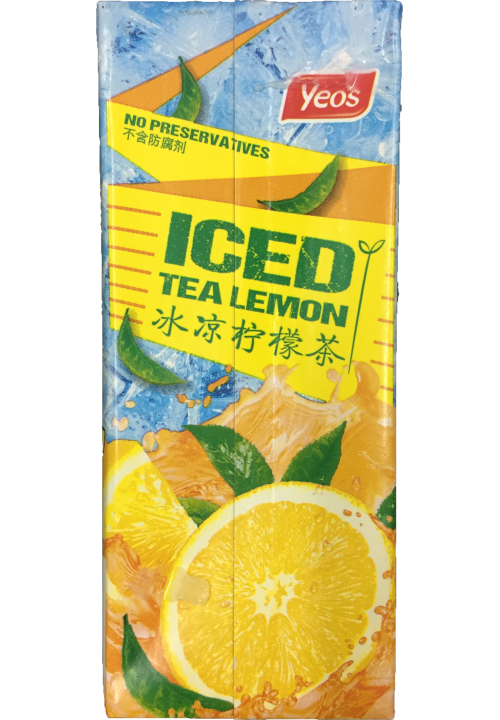 Yeo's Lemon Tea Packet Drink