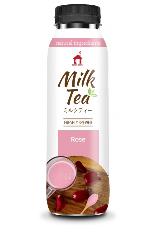 Haus Brew - Rose Milk Tea
