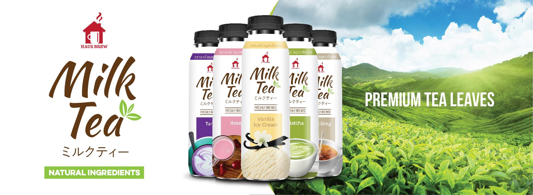 Haus Brew Milk Tea