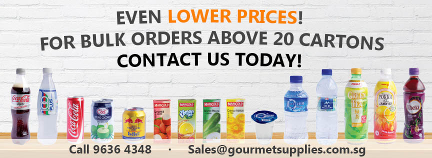 Call 9636 4348 · Sales @gourmetsupplies.com.sg