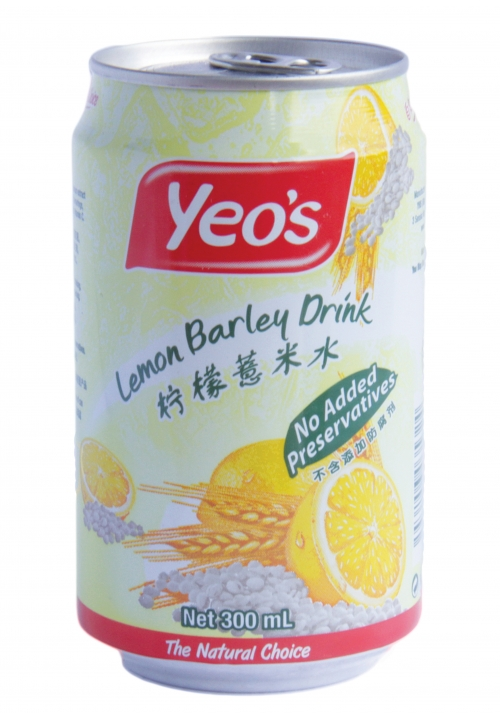 Yeo's Lemon Barley Drink