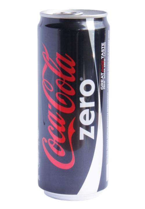 Coca-Cola Zero Slim Can