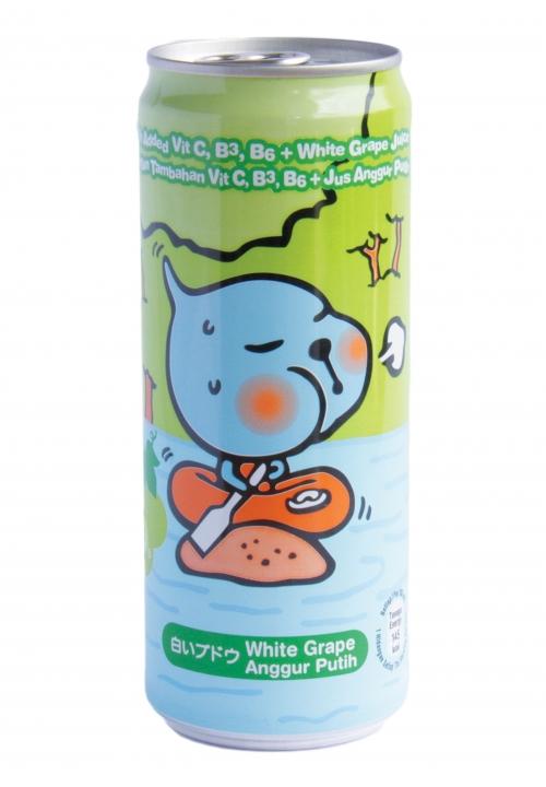 Qoo Juice Drink White Grape