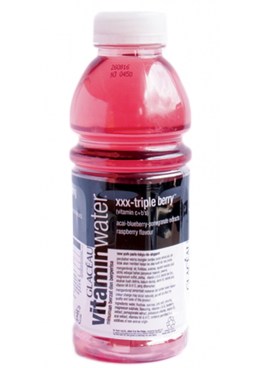 Glaceau Vitamin Water XXX Acai-Blueberry Pomegranate