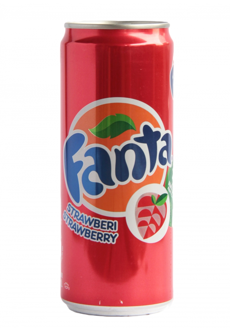 Fanta Strawberry Canned Drink Buy Online Gourmet Supplies