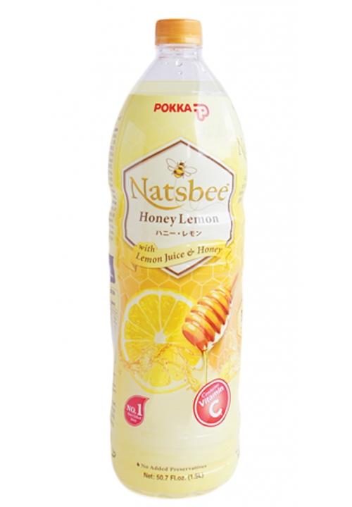 Pokka Honey Lemon