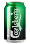 Carlsberg Can Beer -Green Label