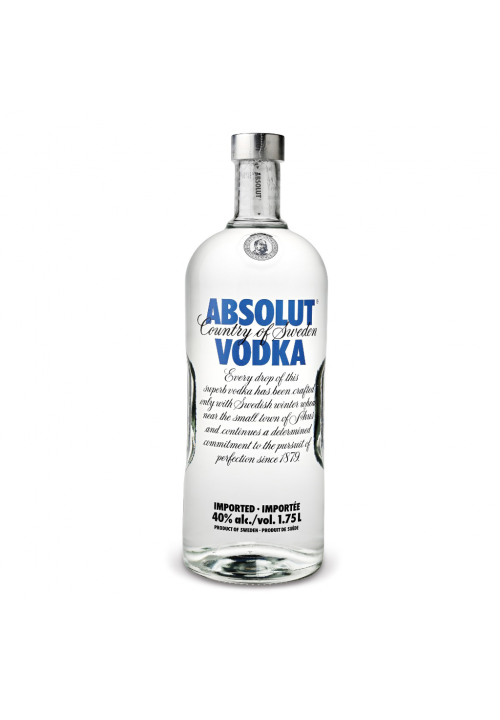 Absolut Vodka Blue 1.75L