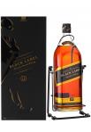 Johnnie Walker Black Label 4500ml with Cradle