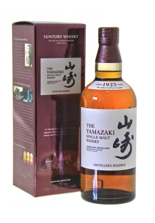 Yamazaki Distiller's Reserve Single Malt 700ml
