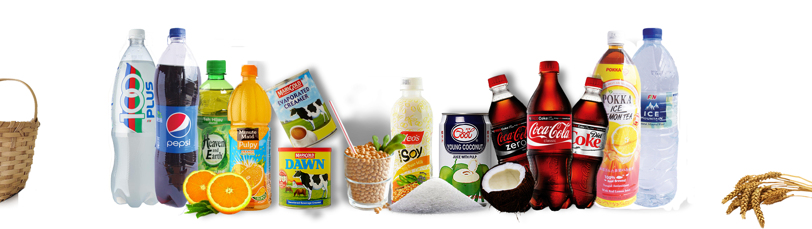 Singapore No.1 Beverages Supplier & Drinks Wholesaler! FREE Delivery for orders above $99!